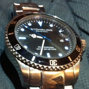 Stührling Professional Diving Watch